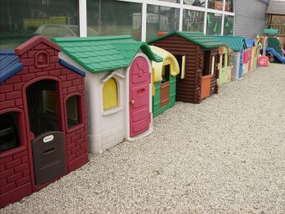 Promoties floribel - Maison de jardin little tikes colombes ...